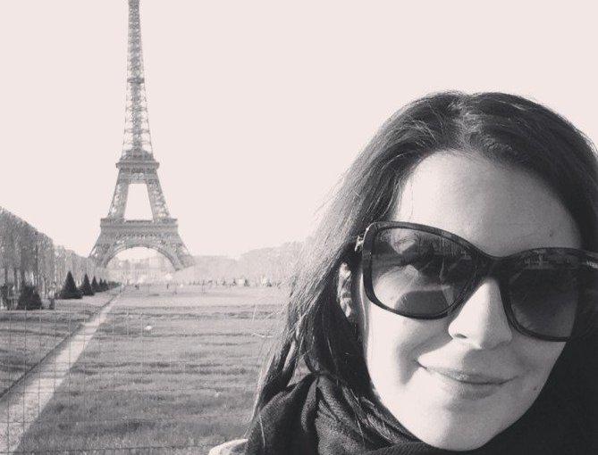 Descubriendo Paris con CeciSaia